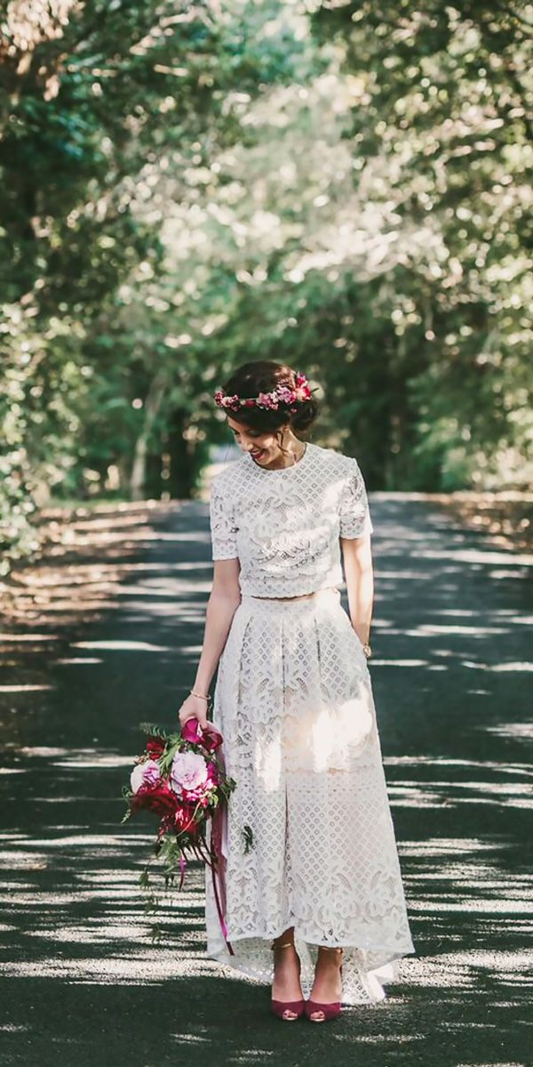 Photo of 30 Vintage Wedding Dresses You Will Fall In Love