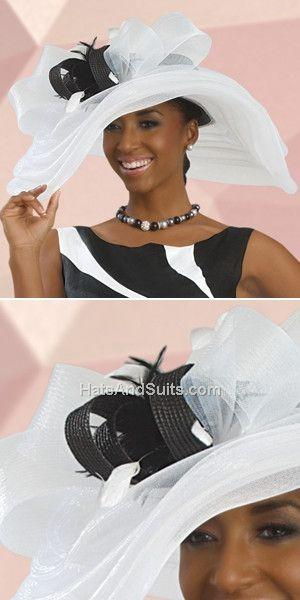 Donnavinci Couture HATS Style H3260