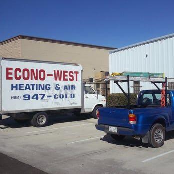 Econo West Heating Air Plumbing Lancaster Ca 37 Photos