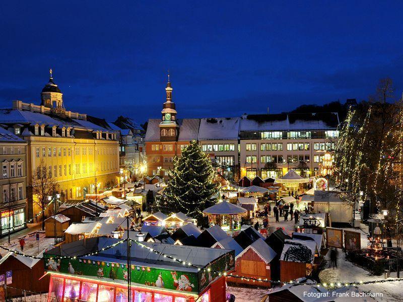 winter christmas market eisenach th ringen germany. Black Bedroom Furniture Sets. Home Design Ideas