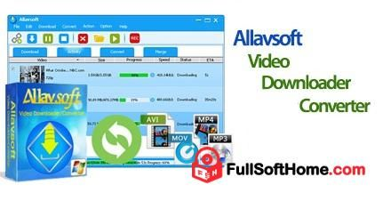 Allavsoft 3 13 3 6186 Full [Latest] Free Download | Computer