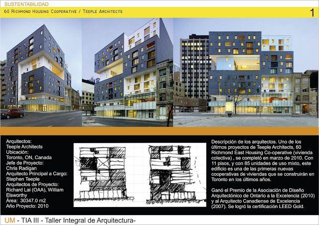 LeoKrause: Análisis Sustentable. 60 Richmond Housing Coop.