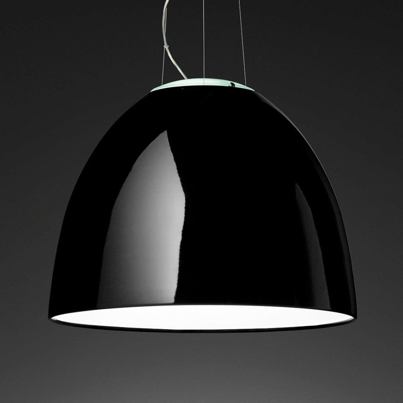 Lampe Suspension Papier Design lampe boule papier japonaise | suspension design noir