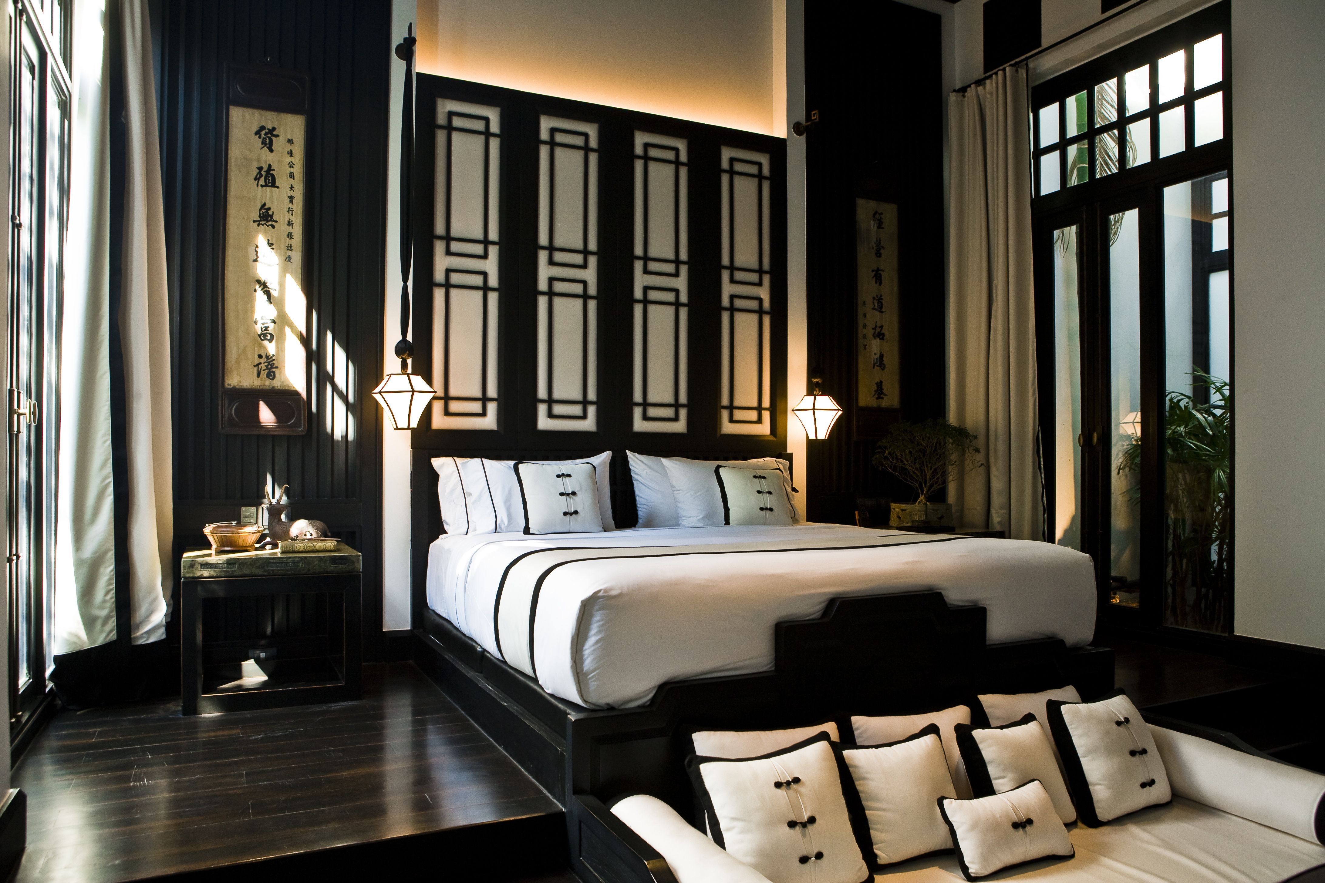 what's new in bangkok, thailand | bed couch, classy chic and king beds