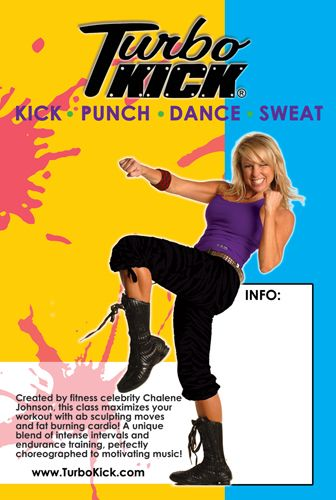 love this class - I\'m a certified Turbo Kick Instructor | Exercise ...