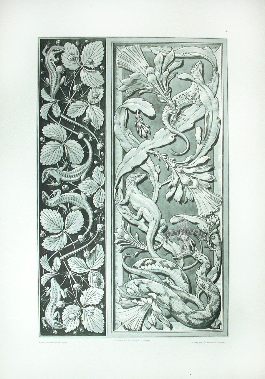 art nouveau decor.htm www panteek com sturm pages srm5 152 htm decorative  www panteek com sturm pages srm5