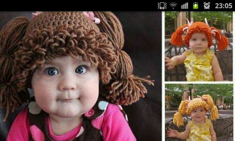 Muñecas repollo vivientes XD | Babies | Pinterest