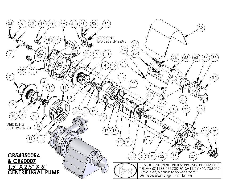 Engineering drawing cr54350054 959×831 pixels