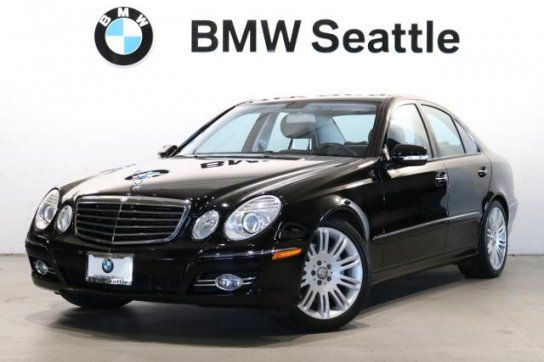 Used 2008 MercedesBenz E 350 Sedan for sale in Seattle