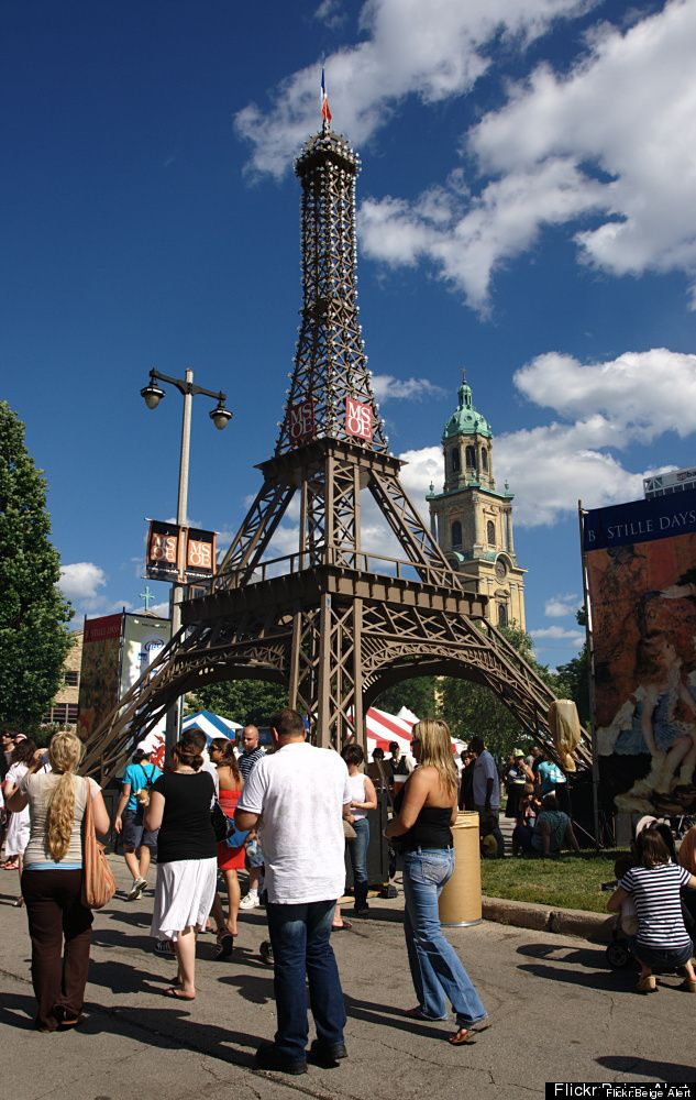 PHOTOS: Top 10 Cities To Celebrate Bastille Day