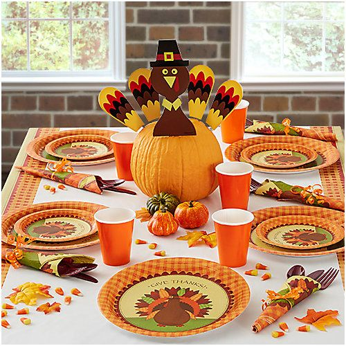Thanksgiving Kids\u0027 Table Ideas in 2019