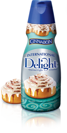 International Delight ~ Cinnabon | Cinnabon, Coffee creamer, Non dairy coffee creamer
