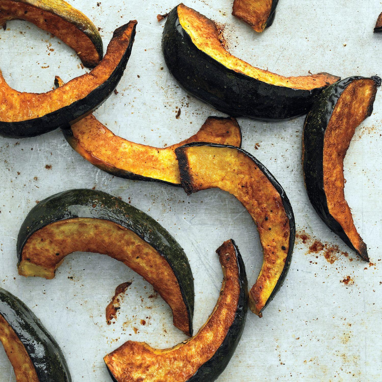Roasted Spiced Acorn Squash Recipe With Images Acorn Squash