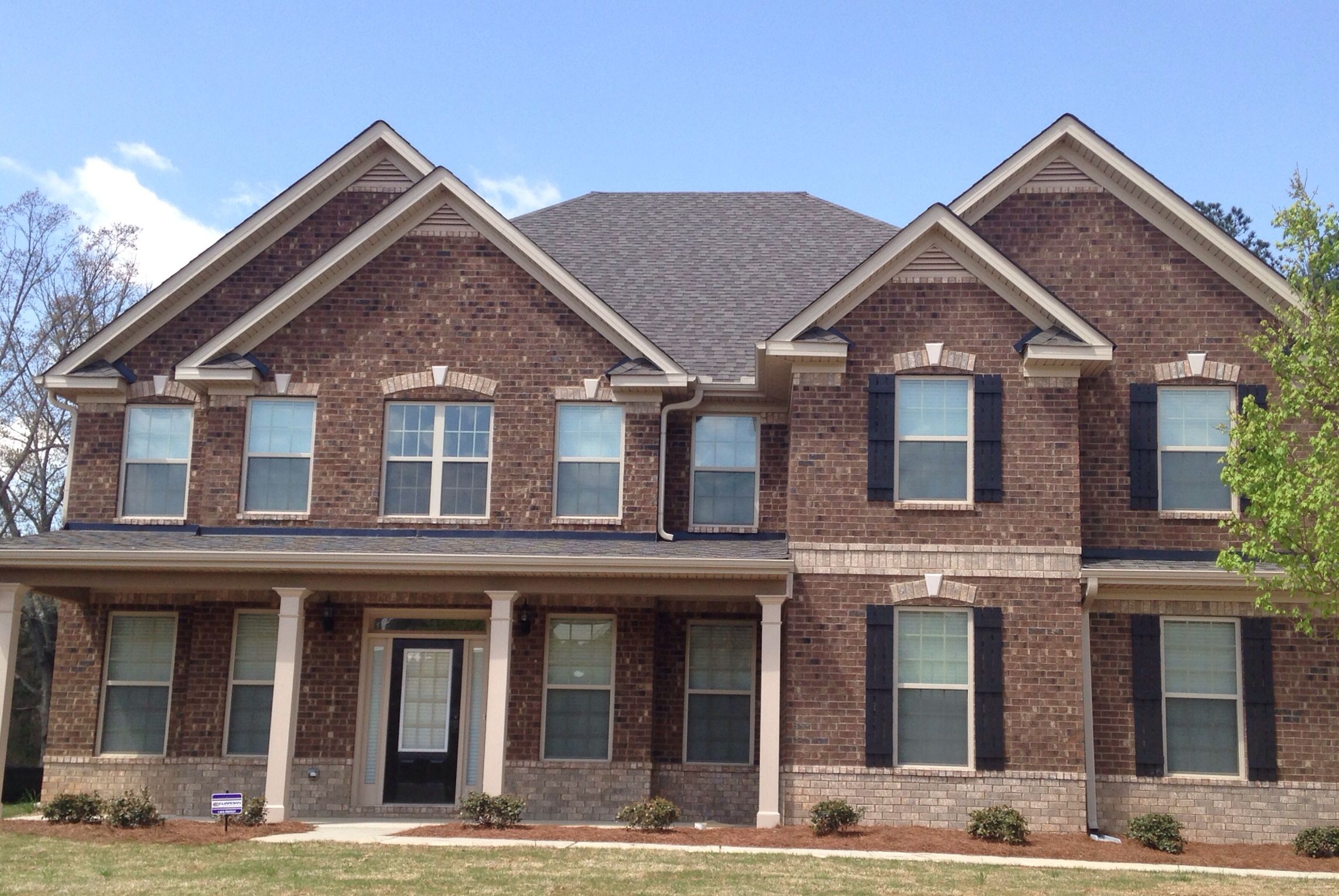 Northampton Field Cortez Accent Light Buff Mortar Plan Wesley C With Images House Styles Accent Lighting Brick