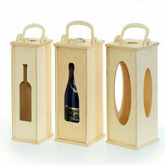 Porta Vino Cajas De Vino Cajas De Madera Para Vinos Caja De Botella