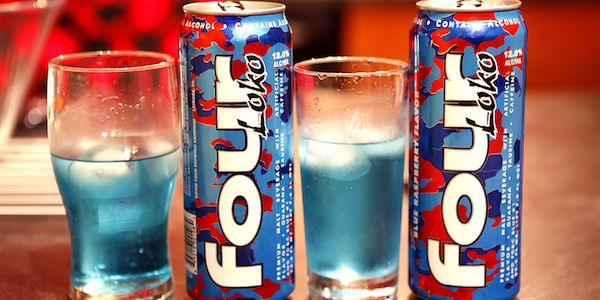 DIY Four Loko