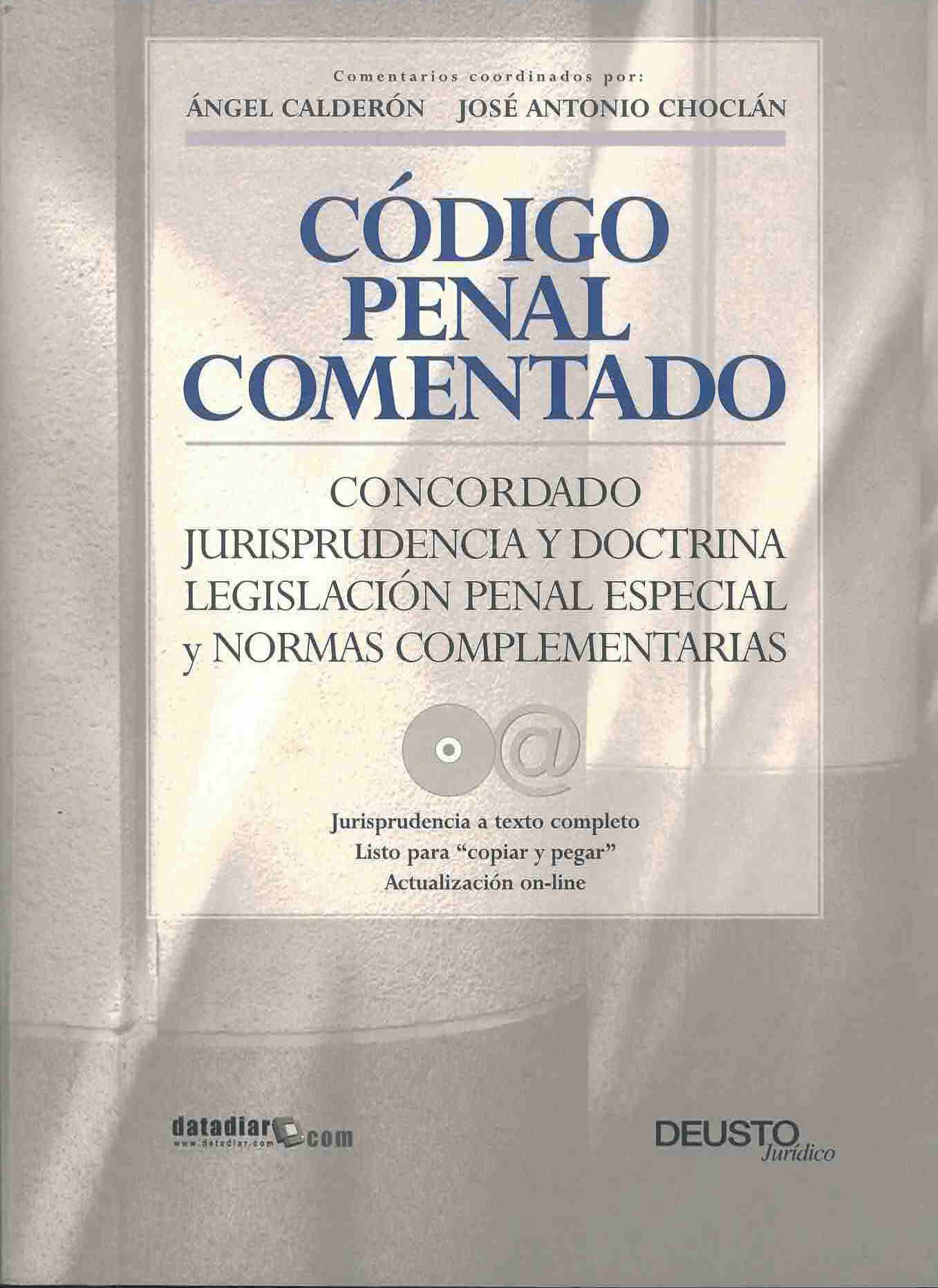 Codigo Penal Comentado 2015 Pdf