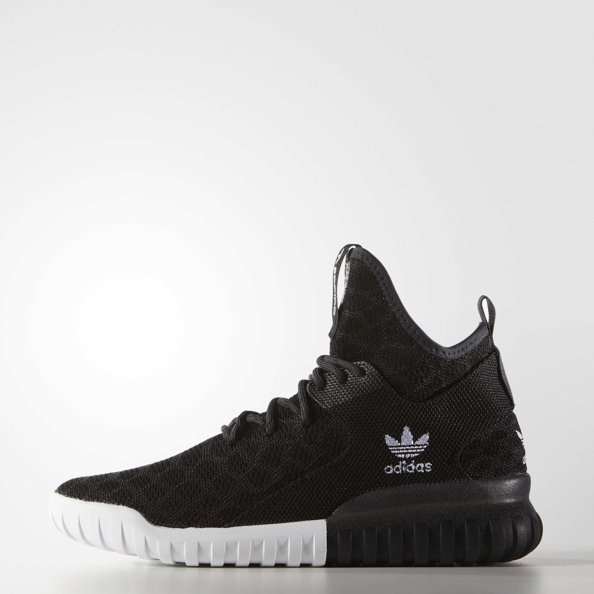 adidas Tubular X Primeknit Shoes - Black | adidas UK