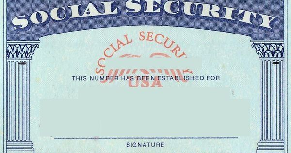 How To Get A Brand New Social Security Number