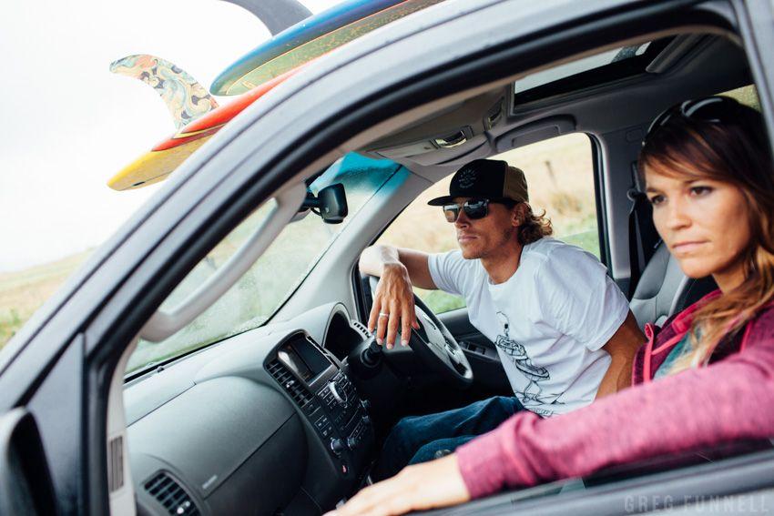 Enterprise Car rental Cornish Road Trip by Greg Funnell