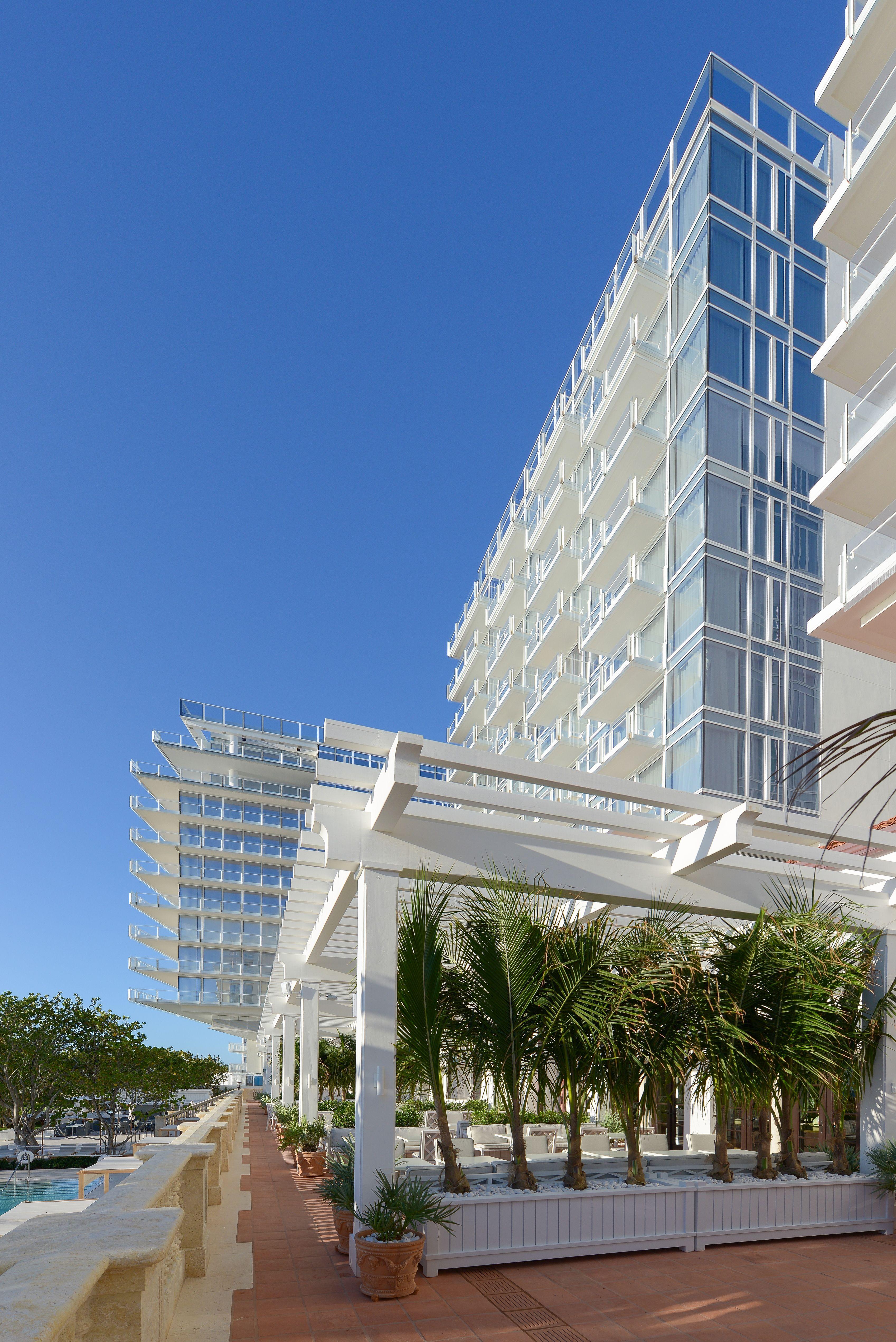 Surf Club Four Seasons. #KobiKarp #Architecture #Design #Miami #Buildings #ArchiLovers