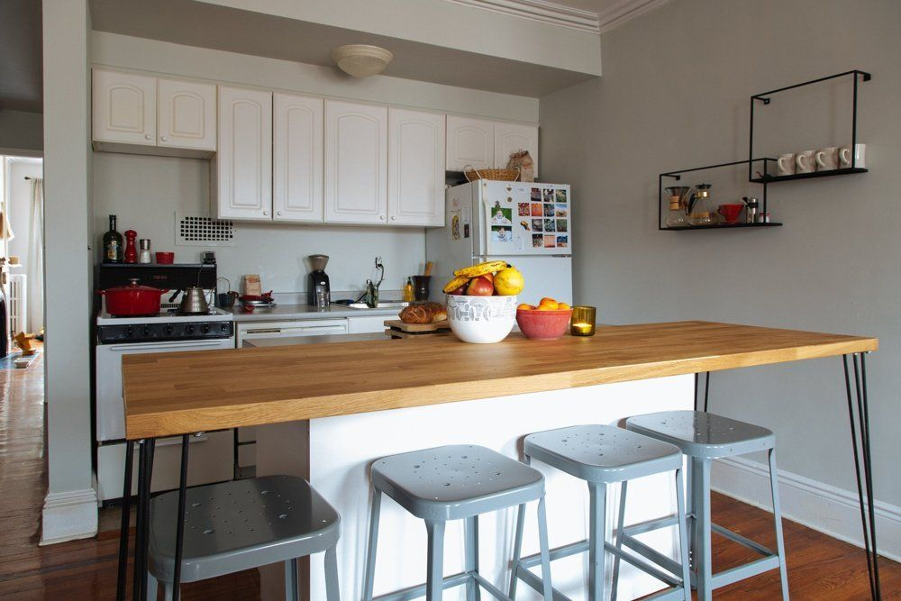 House Tour: An Inspired Brooklyn Brownstone | Espacios