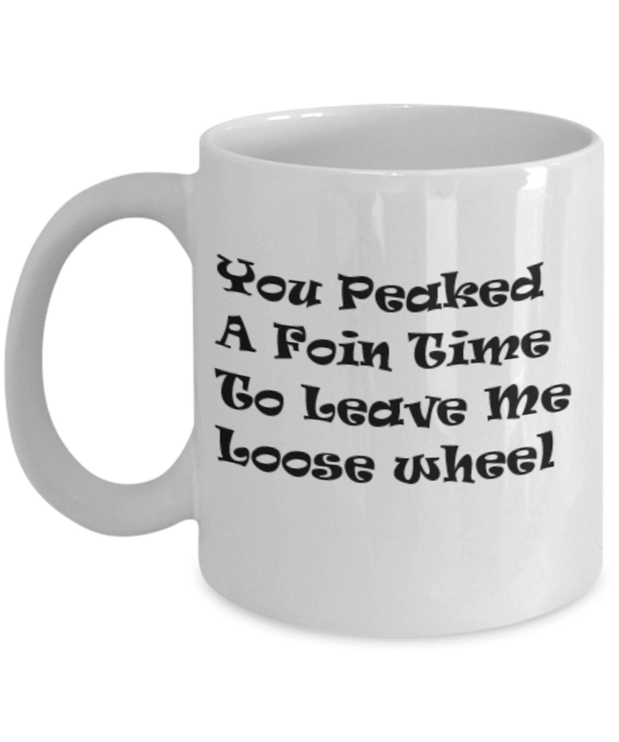 Misheard Lyrics Funny Mug by Vintagestopover on Etsy in
