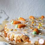 Glutenfreier Karottenkuchen mit Mandeln
