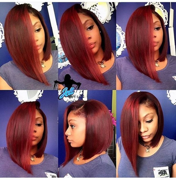Image Result For Full Bob Sew In No Leave Out Hair
