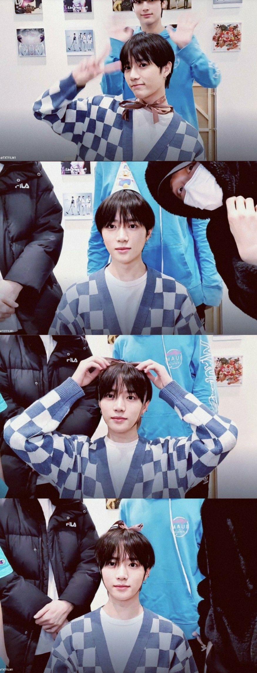 VLIVE Happy Birthday Beomgyu 🥰 in 2020 Korean boy