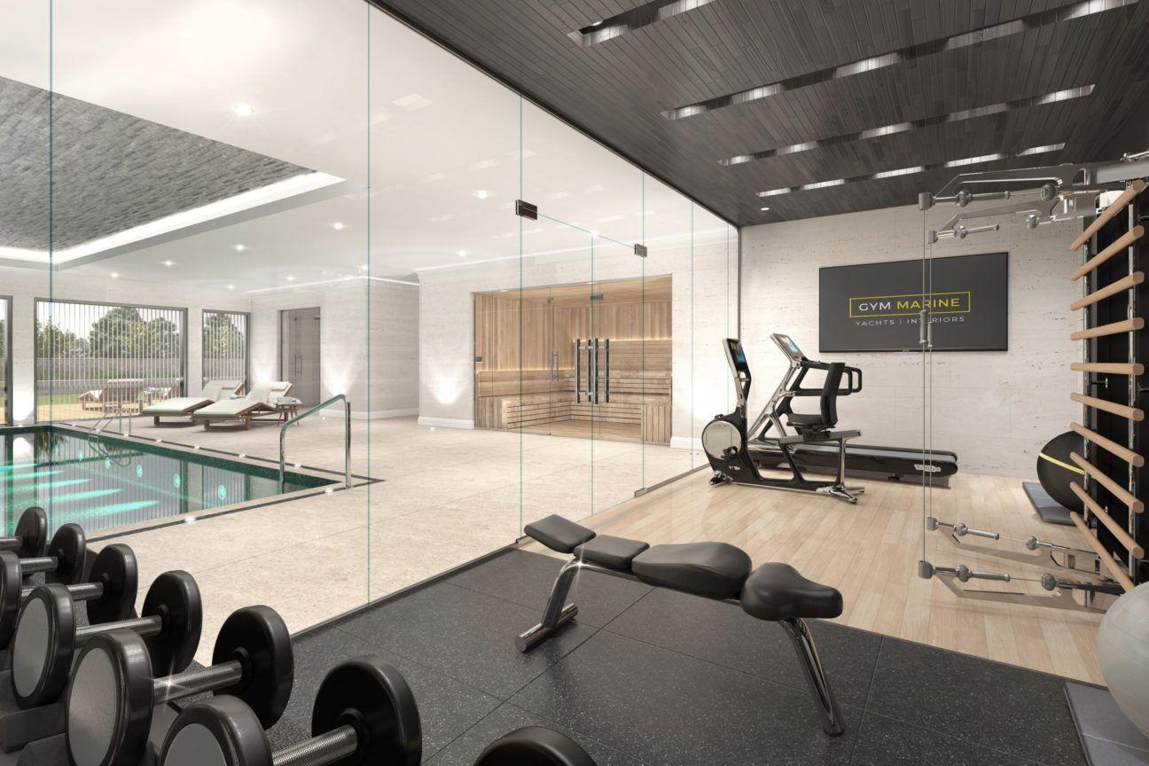 Here S Why Your Home Gym Should Be Professionally Designed Gym Room At Home Home Gym Design Dream Home Gym