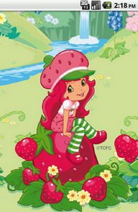Strawberry Shortcake Images Clipart
