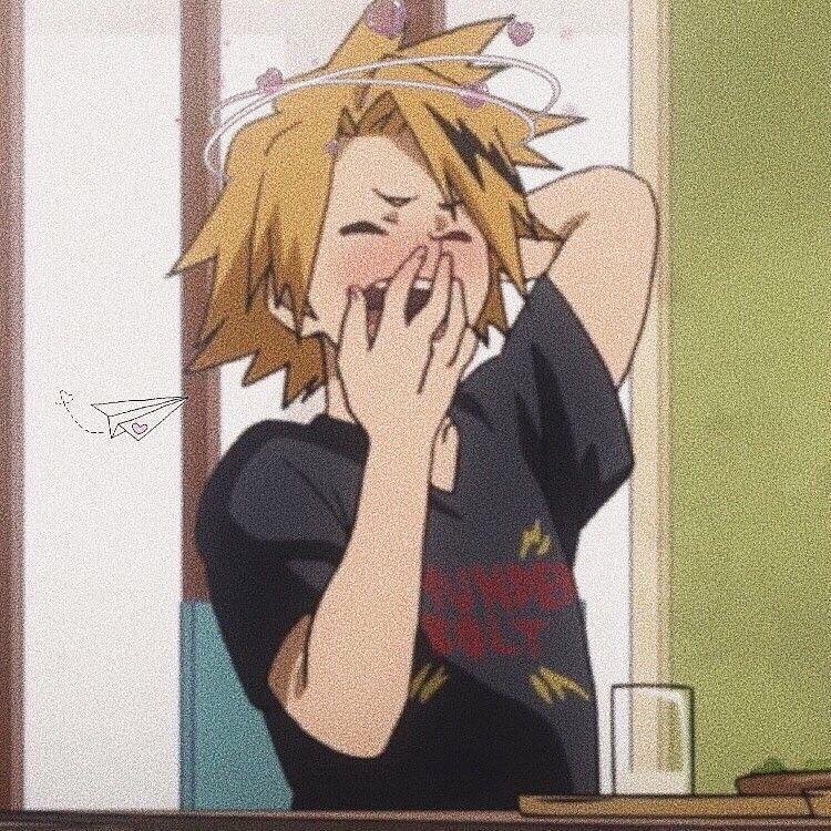 𝐀𝐄𝐒𝐓𝐇𝐄𝐓𝐈𝐂 𝐈𝐂𝐎𝐍𝐒 denki kaminari en 2020 Thème manga