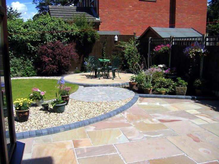 Rustic Garden Paving Slabs Gumtree, Patio Paving Ideas Ireland