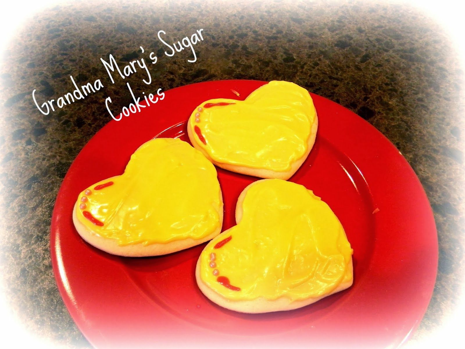 "The best sugar cookies! From ""My Sweet Teeth"""