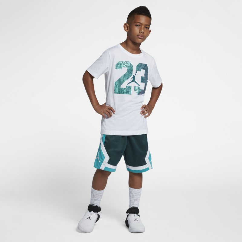 3aa647ddc4d52d Jordan Rise Diamond Older Kids (Boys ) Shorts - Green