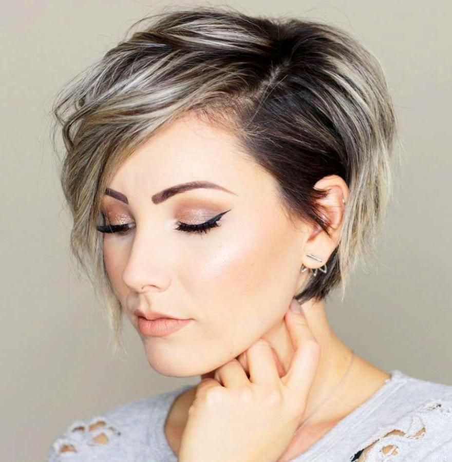 short and simple hairstyles to try in hair styles