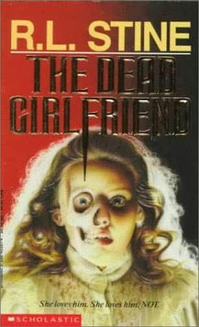 R L Stine Point Horror Dead Girl Friend Novel By R L Stine Point