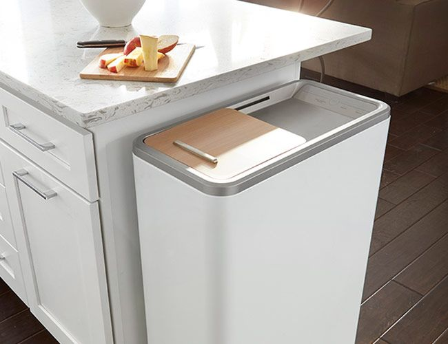 Innovative Kitchen Ideas Part - 21: Most Innovative Product Launches At CES 2017 Zera Food Recycler - Turns  Food Waste Into Compost
