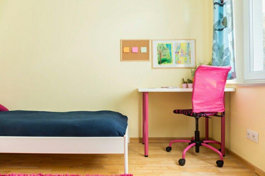 Pin Van Rawan Ali Op مكاتب للمذاكرة للبنات Kind Bureau Kinderkamer Ideeen Voor Een Kamer