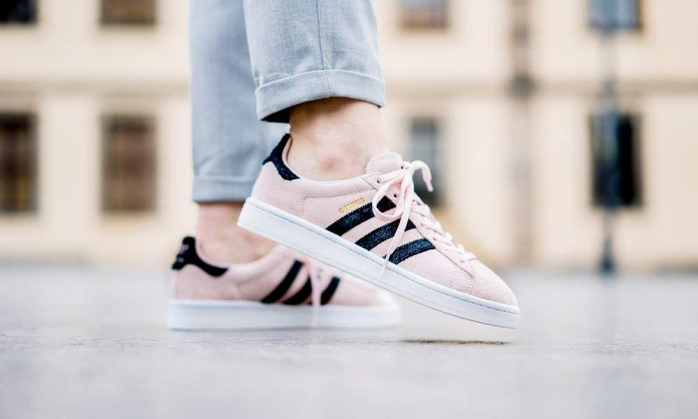 adidas - Campus W (pink / schwarz