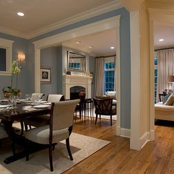 Most Popular Paint Colors For 2012 | 2012's most popular dining rooms might have an idea or two for your ...