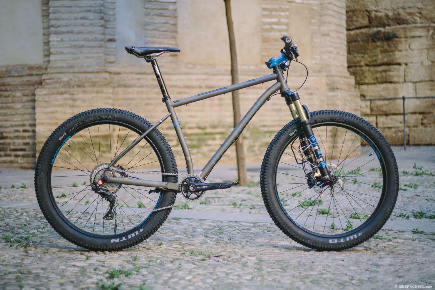 Marin Pine Mountain 2 Review Pine Mountain Bikepacking City Bike
