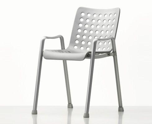 Landi Chair di Hans Coray Vitra Sedia design, Mobili