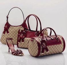 Adoro sapato e bolsa