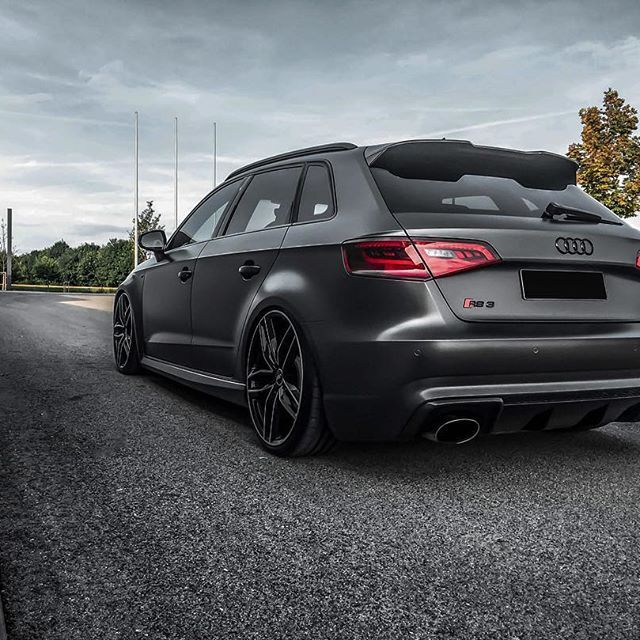 Audi Rs3, Audi And