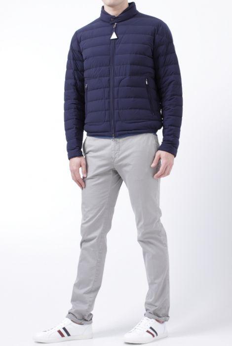 moncler moncler acorus jacket blu giubbino moncler acorus blu moncler spring summer 2016 shop online