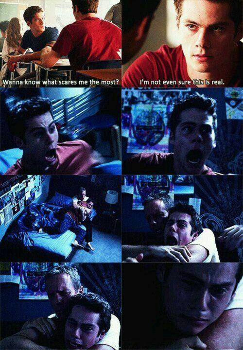 teen wolf stiles - Google Search«»« the most heartbreaking season, season 6 following as the second most heartbreaking