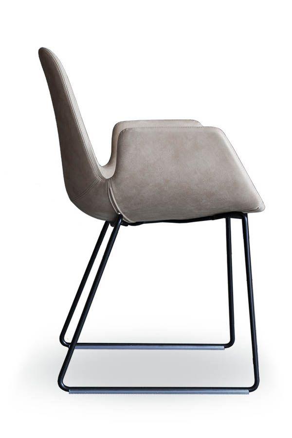 Tonon Step Armchair Ein Designer Stuhl Aus Feinstem Leder