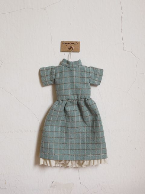 dress for doll :) | Muñecas, Vestidos de muñecas y Muneca de trapo